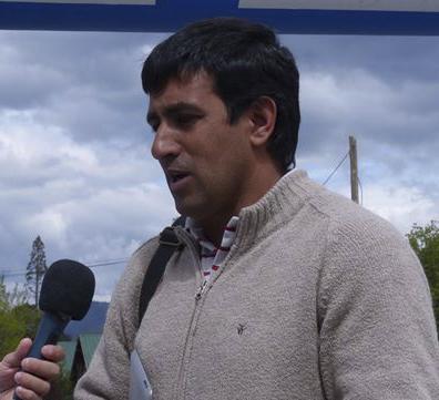 """Javier Correa: """"El deporte rionegrino está en un proceso de ordenamiento"""""""