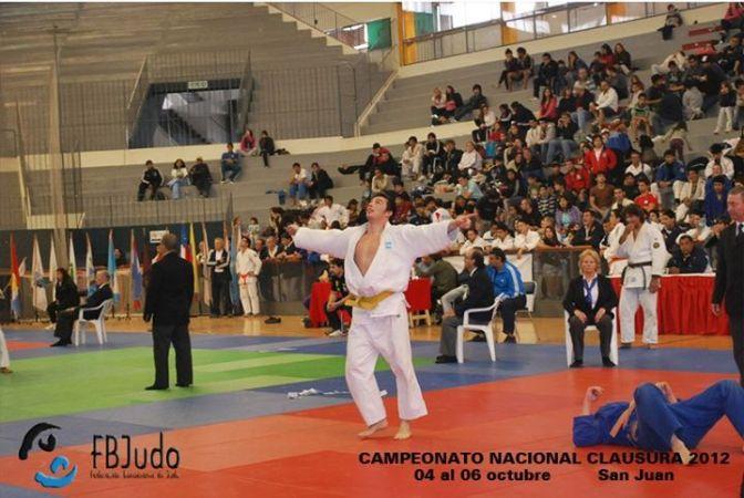 """Juan Cruz Macazaga: """"Para mí el judo es un estilo de vida, lo es todo"""""""