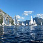 Puerto Patriada recibió veleros de toda la Patagonia