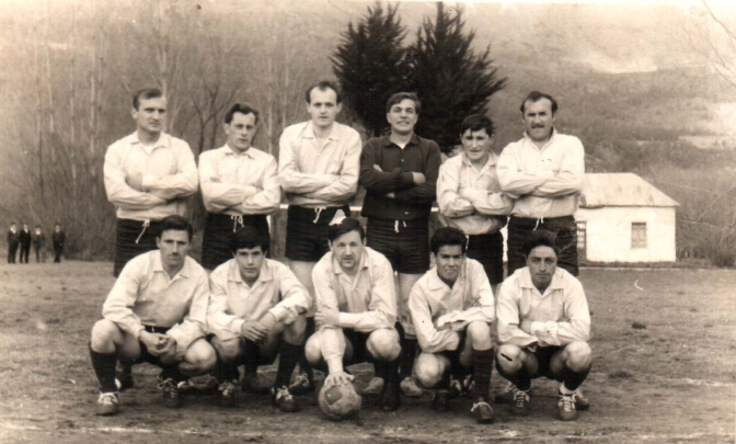 Miguel Sorokoumsky, la historia viva del fútbol comarcal