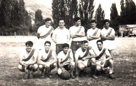 Independiente de El Bolsón de los '60.