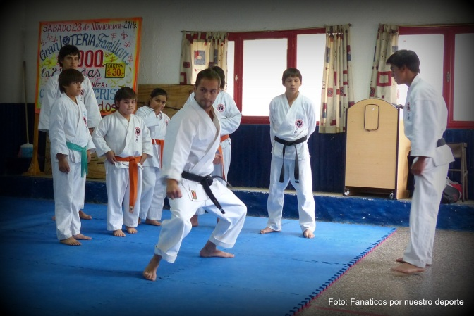Fines de semana de karate municipal