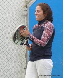 Padel femenino en El Bolsón.