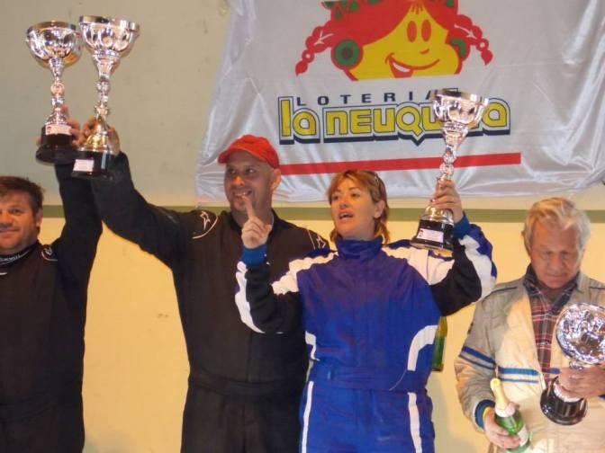Nueva victoria de Montecino-Delaó en el Neuquino