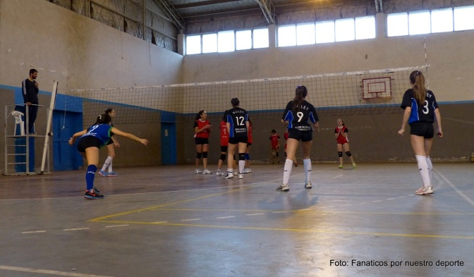 Epuyén dominó el torneo Sub16 de El Bolsón