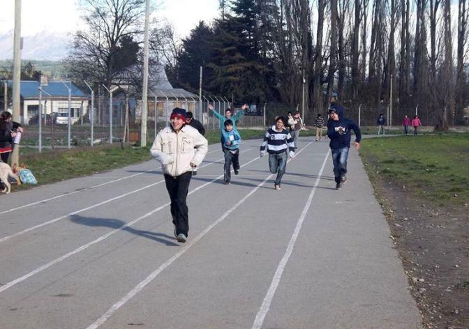Deportistas olímpicos en El Bolsón