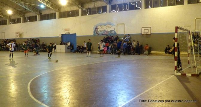 Partidos y horarios de la tercera fecha del fútbol de salón