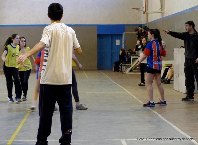 La comarca jugó en El Bolsón