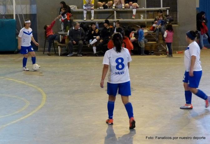 Arranca un nuevo Patagónico de futsal de El Bolsón