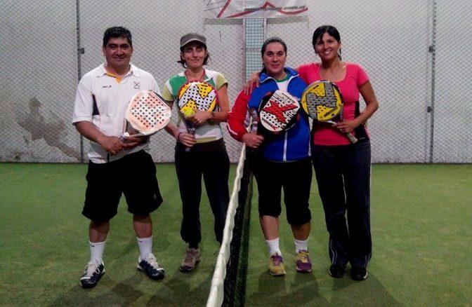 Perrupato y Castillo ganaron el doble damas de El Bolsón
