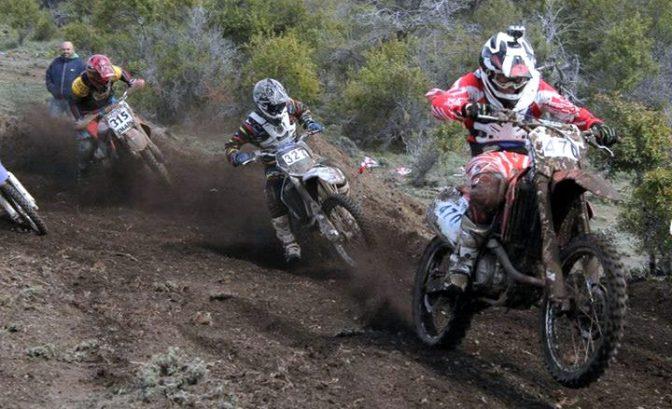 Tres comarcales se subieron al podio en el arranque del Cordillerano