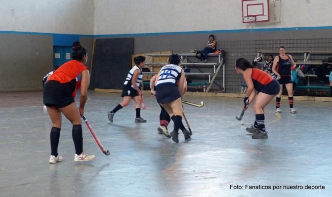 El Bolsón recibió a las Mami Hockey de la región