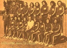 La selección Argentina en el Mundial de Francia '74.