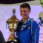 El Bolsón eligió a Pawel Panasiuk como el mejor del 2014