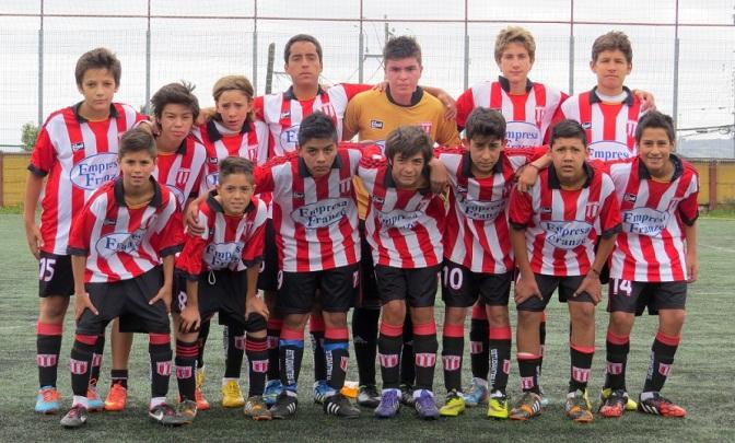 """El """"Pincha"""" barilochense campeón en Sub13 y segundo en Sub17"""