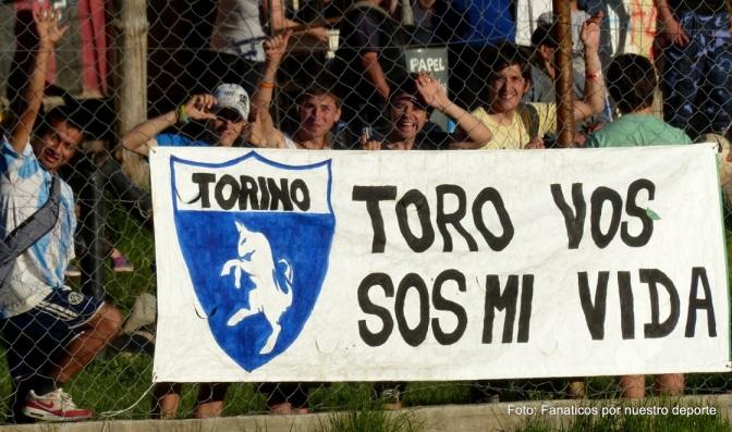 A Torino le CABió el triunfo para llegar a la cima