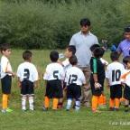 Los Nogales, Costanera, Güemes, Torino y Unión del Sur lideran la liga de AFCA