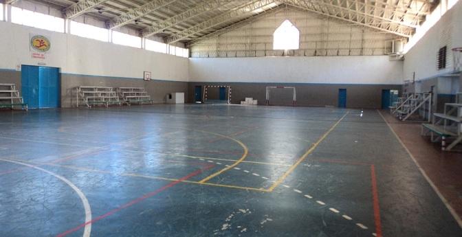 El Polideportivo y el gimnasio municipal mostrarán una nueva cara