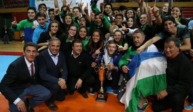 Río Negro campeón y Chubut tercero de los Juegos de la Araucanía