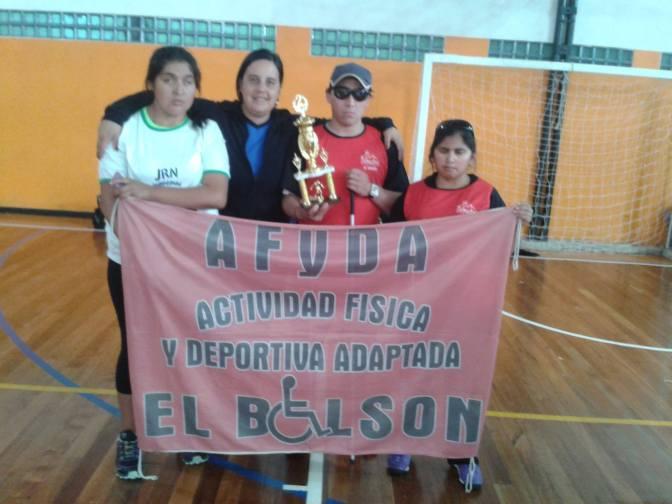 Afyda crece en la Patagonia