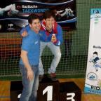 La Escuela Condor Andino tiró del Carro ganador