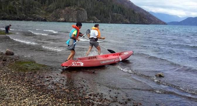 Lago Puelo celebra su fiesta junto al deporte