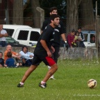 Martin Pavez es jugador de Defensores Unidos de Zárate