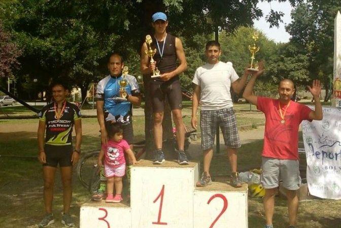 Duplas y atletas fueron galardonados en la Fiesta del Lúpulo
