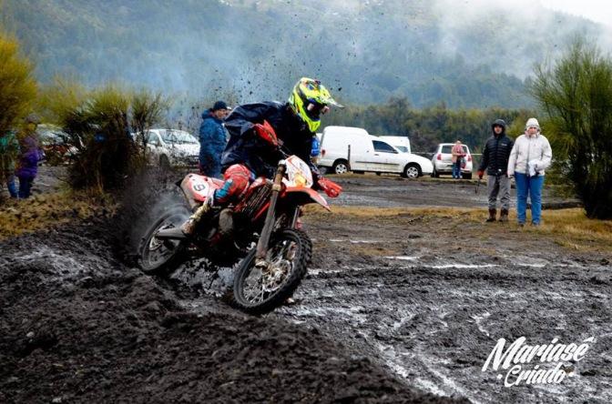 Valenzuela, el comarcal ganador en Bariloche
