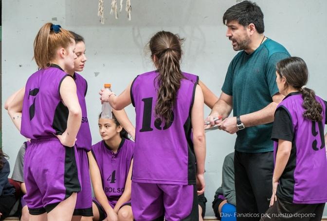 basquet femenino