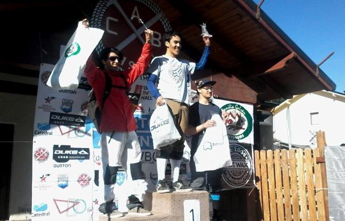 El Bolsón tiene su campeón Argentino