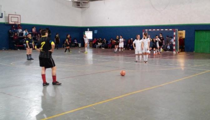 Arranca el 8vo torneo Patagónico Futsal de Cristal