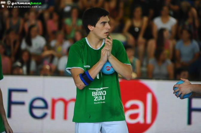 Julián López Mon, el deportista del año de El Bolsón