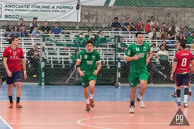 handball ferro