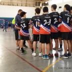 Handball El Bolsón se hizo fuerte de local