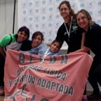 Vallejos bicampeona Nacional de los Juegos Evita