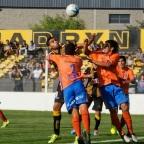 El duelo comarcal volvió a favorecer a Ruiz