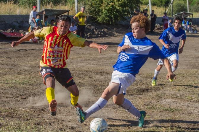 Futbol Lifuba: Cruz del Sur 3 Deportivo Cristal 2. Foto: Markitos Ojeda