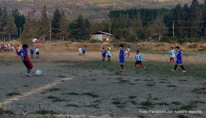 La Comarca disfrutó del fútbol infantil de Afca