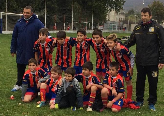 Podio para Independiente y Lago Puelo en la Bariloche Cup