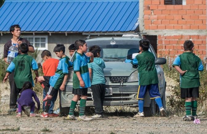 La Comarca se viste con el futbol infantil de Afca