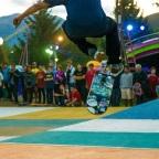 El skate llegará a los parajes de Lago Puelo