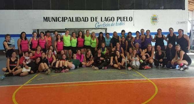 Villa La Angostura ganó el 2do encuentro de Mamis