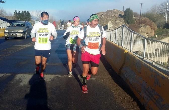Martin López ganó en el Desafío Capri