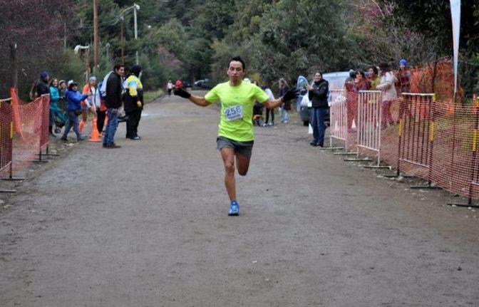 Soto ganó los 18K del Cross Aventura de Bariloche