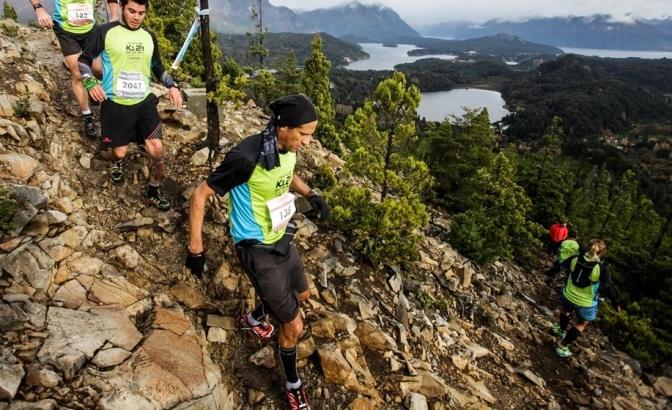 Cuatro comarcales en el debut de la 21K en Bariloche