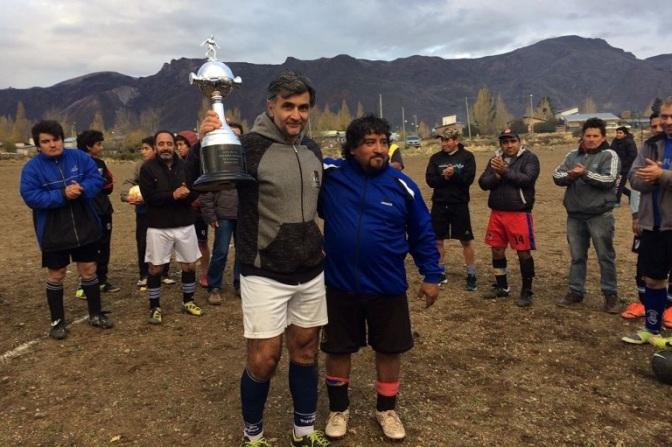 Unión Viejo campeón por diferencia de gol