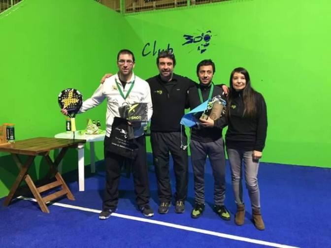 Peledrotti finalista en el Master1000 de Chile