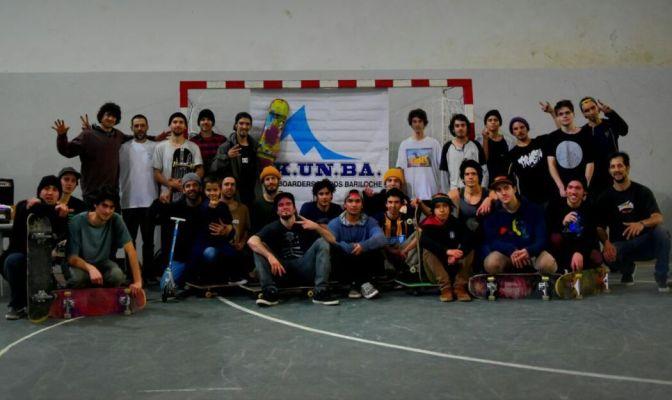 Skater de Bariloche y Lago Puelo celebraron su día mundial