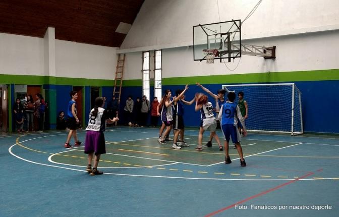 Amistosos internos para la Escuela Municipal de El Bolsón